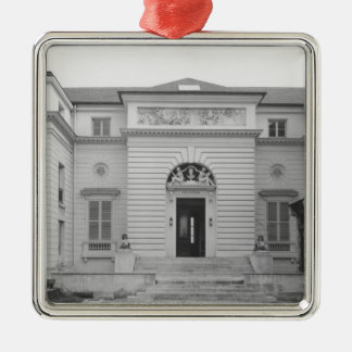 Hotel Gouthiere, courtyard fa�ade Metal Ornament