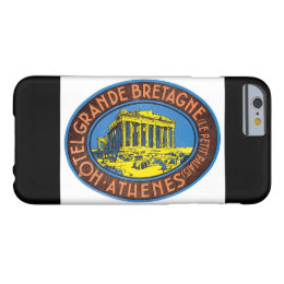 Hotel Grande Bretagne Athenes_Vintage Travel Barely There iPhone 6 Case