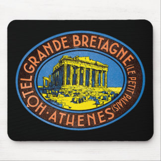 Hotel Grande Bretagne - Greece Mouse Pad