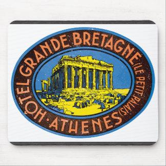 Hotel Grande Bretagne (Le Petit Palais Athenes, Vi Mouse Pad