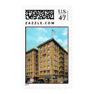 Hotel Herald Postage