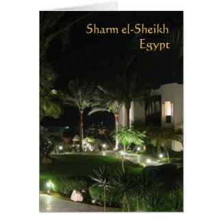 Hotel in Sharm el-Sheikh Card
