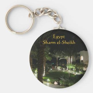 Hotel in Sharm el-Sheikh Keychain