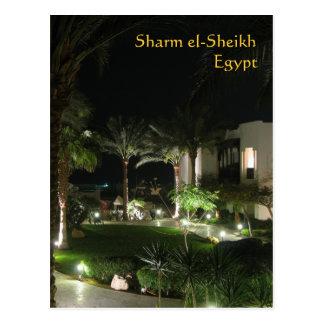 Hotel in Sharm el-Sheikh Postcard