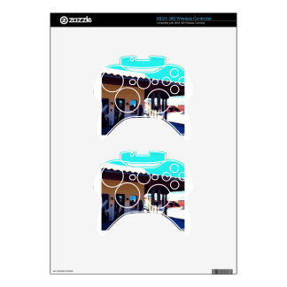 Hotel in Williams Xbox 360 Controller Decal