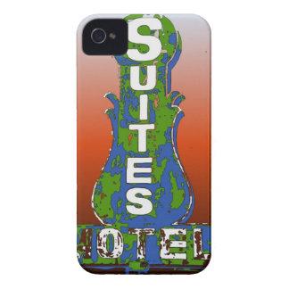 Hotel iPhone 4 Cases