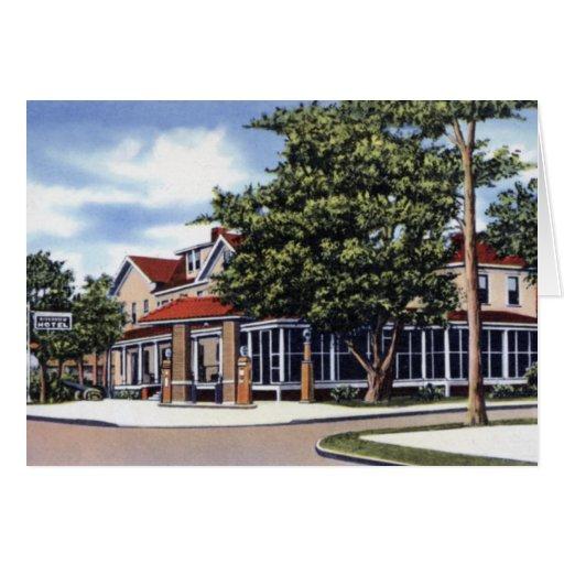 Hotel Jacksonville Carolina del Norte de Riverview Tarjeton