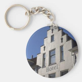 Hotel Keychain