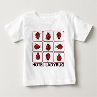 Hotel Ladybug Tee Shirts