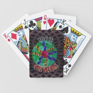 Hotel Las Vegas Bicycle Playing Cards