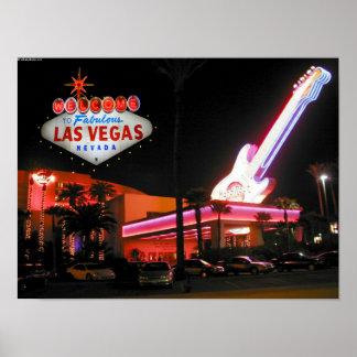 Hotel Las Vegas del heavy Poster