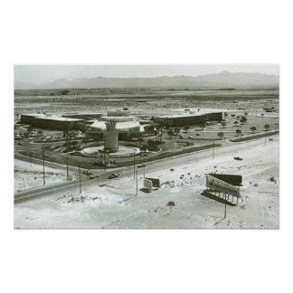 Hotel Las Vegas, Nevada - 1957 de Tropicana Posters