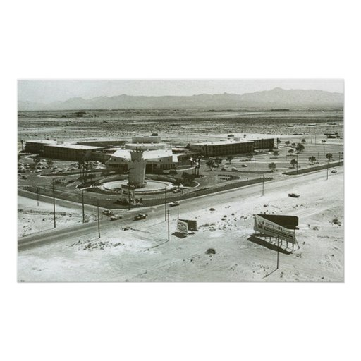 Hotel Las Vegas, Nevada - 1957 de Tropicana Póster