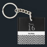 """Hotel lodge resort room key keychain<br><div class=""""desc"""">Vibrant, eye-catching and classy white vector tendrils and leaf spirals form a stylish and elegant background pattern. IDEAL FOR - Your mother, sister, aunt, daughter, girlfriend, best friend, niece or granddaughter on a special birthday or celebratory occasion. They are perfect for &quot;boutique hotels&quot;, B&amp;B&#39;s, hotels, country estates and guest lodges...</div>"""
