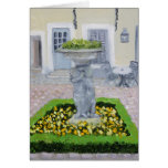 Hotel Londres: Fontainebleau FRANCE Stationery Note Card