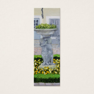 Hotel Londres: Fontainebleau skinny bookmark Mini Business Card
