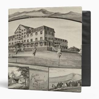 """Hotel Lookoff, colina del azúcar, NH Carpeta 1 1/2"""""""