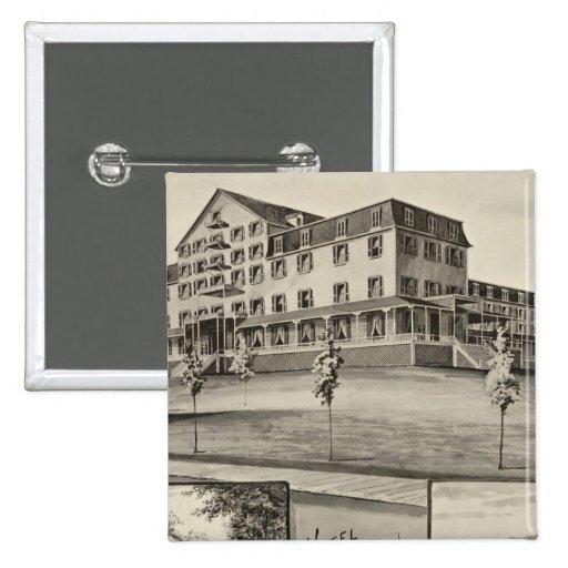 Hotel Lookoff, colina del azúcar, NH Pin Cuadrado