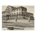 Hotel Lookoff, colina del azúcar, NH Tarjeta Postal