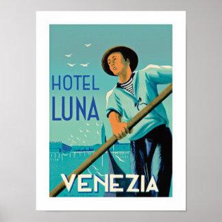 Hotel Luna Venezia Poster