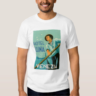 Hotel Luna Venezia T-shirt