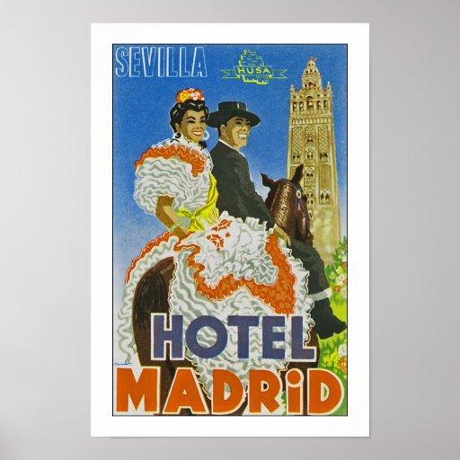 Hotel Madrid Impresiones