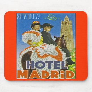 Hotel Madrid Mousepads