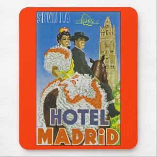 Hotel Madrid Tapetes De Raton