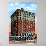Hotel magnífico Yancy de Nebraska de la isla Impresiones