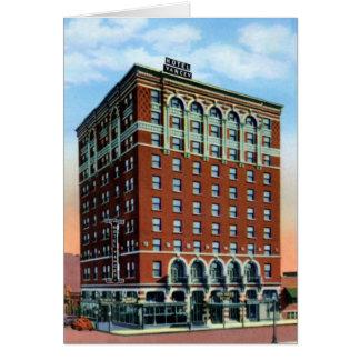 Hotel magnífico Yancy de Nebraska de la isla Felicitacion