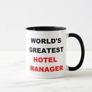 Hotel Manager Mug
