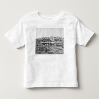 Hotel Minnekahta in Hot Springs, SD Photograph Toddler T-shirt