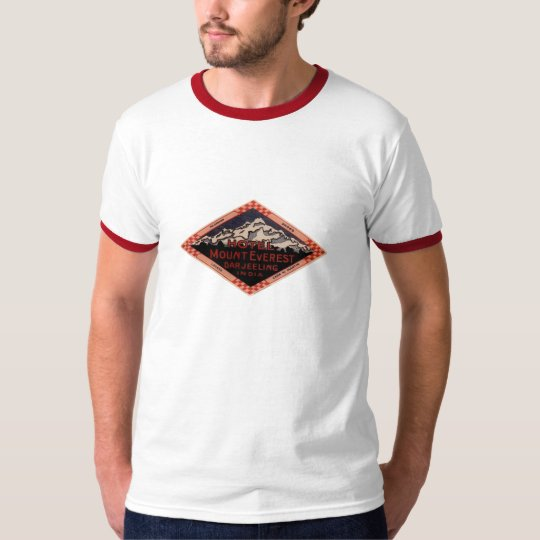 Hotel Mount Everest Darjeeling India T-Shirt