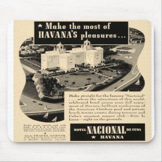 Hotel Nacional de Cuba Mousepad