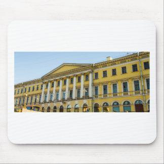 Hotel Neva River Mouse Pad