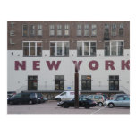 Hotel New York, Rotterdam Postcard