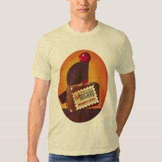 Hotel Nogaro creme Shirt