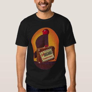 Hotel Nogaro M's black T Shirt