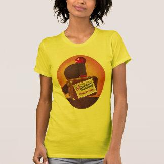 Hotel Nogaro W's yellow T Shirt