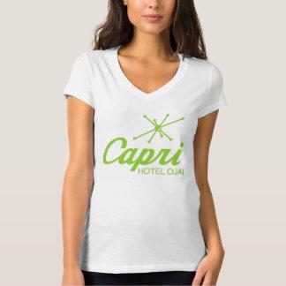Hotel Ojai, camiseta de Capri de California Remera