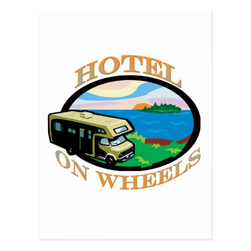 hotel-on-wheels post cards