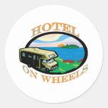 hotel-on-wheels stickers
