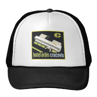 Hotel Orbis Cracovia Trucker Hat