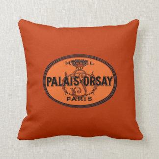 Hotel Palais D'Orsay París Cojín