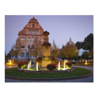 Hotel Residenzschloss Bamberg Alemania Tarjeta Postal