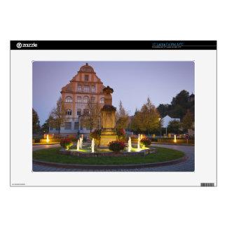 """Hotel Residenzschloss Bamberg, Germany 15"""" Laptop Skin"""
