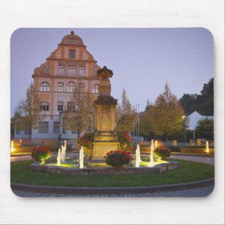 Hotel Residenzschloss Bamberg, Germany Mouse Pad