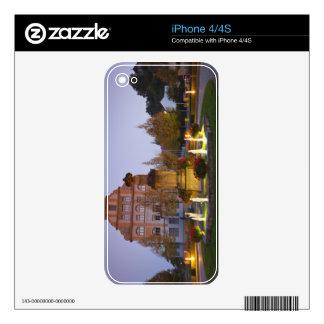 Hotel Residenzschloss Bamberg, Germany Skin For iPhone 4