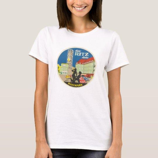 Hotel Ritz Danmark T-Shirt