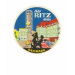Hotel Ritz Aarhus Denmark